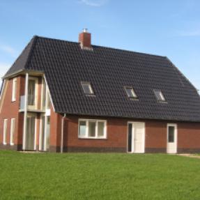 Nieuwbouw woning Fam. v.d. Linde te Baarlo