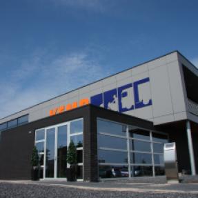 Nieuwbouw bedrijfspand Kemp Rijopleidingen te Lelystad