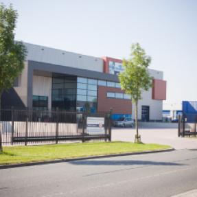 Nieuwbouw distributiecentrum Hakvoort te Emmeloord