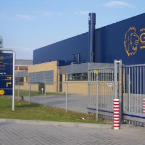 Nieuwbouw bedrijfspand Spuiterij Gouweleeuw te Emmeloord