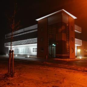 Nieuwbouw bedrijfspand Team 2 Studio voor de Bouwkunst te Vollenhove