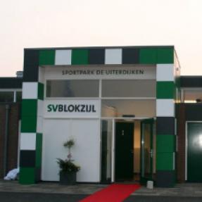Verbouw kleedaccomodatie-kantine S.V. Blokzijl