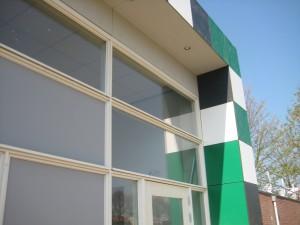 Verbouw kleedaccomodatie-kantine S.V. Blokzijl3