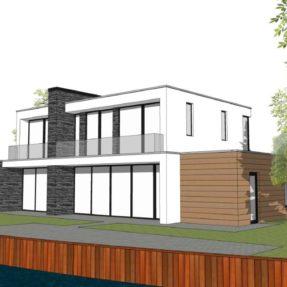 Nieuwbouw vrijstaande villa Blaricum