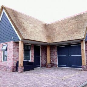 Nieuwbouw vrijstaand bijgebouw Sint Jansklooster