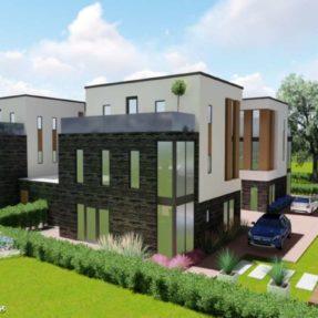 Nieuwbouw Villacomplex Overgooi