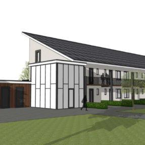 Nieuwbouw appartementencomplex 'Fastigio'