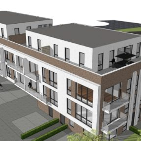 Appartementencomplex Almere