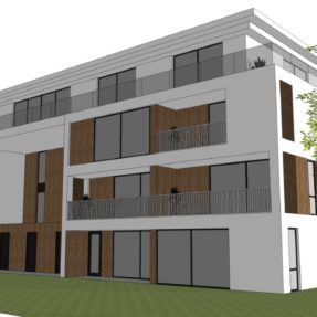Appartementencomplex Overgooi