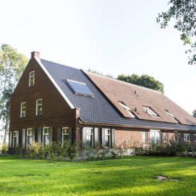 Nieuwbouw woning te Blokzijl